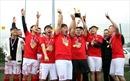 Sôi động SVUK CUP 2018 - sân chơi lành mạnh cho du học sinh Việt Nam tại Anh