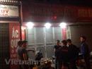 Làm rõ vụ cướp tiệm vàng tại đường Láng, Hà Nội