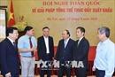 Thủ tướng Nguyễn Xuân Phúc: Tăng trưởng xuất khẩu và phát triển bền vững cần nhìn vào thị trường toàn cầu