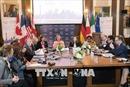 G7 xem xét thành lập nhóm đặc biệt về Nga, thống nhất quan điểm về Triều Tiên