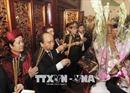 Giỗ Tổ Hùng Vương – Lễ hội Đền Hùng 2018: Lễ dâng hương tưởng niệm các Vua Hùng