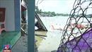 Sạt lở kinh hoàng nhấn chìm 5 căn nhà ở Cần Thơ