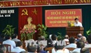 Thông báo kết quả Hội nghị Trung ương 7 Khóa XII đến cán bộ chủ chốt