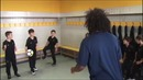 Xem thử thách đánh đầu, Marcelo 'đáp lời' đội bóng trẻ Real Madrid