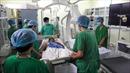 Dùng trực thăng chuyển cấp cứu bệnh nhân bị nhồi máu cơ tim từ Trường Sa vào đất liền