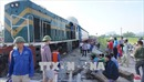 Khẩn trương khắc phục lật tàu nghiêm trọng tại Thanh Hóa