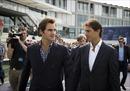 Roger Federer - Rafael Nadal: Duyên phận trả vay ngôi số 1