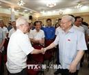 Tổng Bí thư Nguyễn Phú Trọng: Không có mục đích nào khác là vì nước vì dân