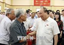 Thủ tướng Nguyễn Xuân Phúc tiếp xúc cử tri huyện Tiên Lãng, Hải Phòng