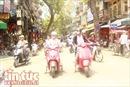 Từ ngày 19 - 23/6: Hà Nội nóng kỷ lục, Nam Bộ có mưa