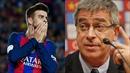 WORLD CUP 2018: Barca điều tra Pique vì vụ Griezmann. Neymar có nguy cơ mất World Cup