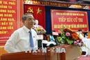 Cử tri đề cập đến những vấn đề 'nóng' xảy ra tại Đà Nẵng