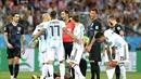 WORLD CUP 2018: Argentina 0-3 Croatia: Argentina tệ nhất nhiều năm qua. Messi như 'vật thể lạ'