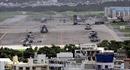 Đạn lạc nghi từ căn cứ quân sự Mỹ cắm thẳng vào cửa sổ nhà dân