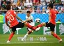 World Cup 2018: Mexico có lối chơi hấp dẫn nhất vòng đấu bảng
