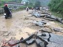 Lai Châu: Mưa lũ gây sạt lở nghiêm trọng làm 7 người thương vong