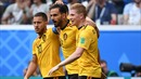 Video Eden Hazard rực sáng, Bỉ giành giải ba