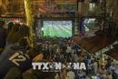 World Cup 2018: Người hâm mộ Thủ đô ngập tràn cảm xúc trong trận chung kết