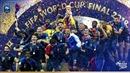 Xúc động chùm ảnh Pháp ăn mừng chức vô địch World Cup 2018