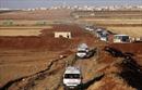 Sơ tán khẩn toàn bộ hai ngôi làng trung thành với Tổng thống Syria