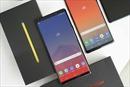 Nhiều người dùng được nâng cấp từ 128GB lên 512 GB khi mua Galaxy Note9