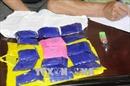 Bắt hai đối tượng vận chuyển ma túy tại 'điểm nóng' Lóng Luông