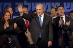Thủ tướng Israel chiến thắng trong cuộc bầu cử QH