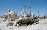 Qusayr đổ nát sau 17 ngày bom đạn