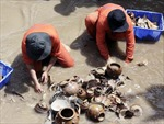 Tìm thấy nhiều cổ vật hơn 2.500 năm tuổi