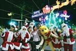 TP Hồ Chí Minh rộn rã mùa Giáng sinh