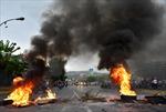 Thủ đô Venezuela tê liệt sau vụ thủ lĩnh đối lập bị bắt