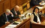 Chính phủ CH Séc vượt qua cuộc bỏ phiếu tín nhiệm