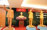 Lấy ý kiến chọn mẫu Tượng đài Chủ tịch Hồ Chí Minh