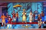 Đặc sắc lễ hội truyền thống Cố đô Hoa Lư