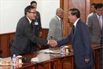Đảng cầm quyền và đối lập Campuchia thu hẹp bất đồng