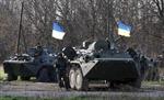 Lực lượng ly khai Ukraine đặt điều kiện rút khỏi tòa nhà chính quyền