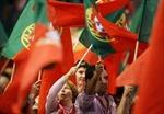 IMF giải ngân 851 triệu euro cho Bồ Đào Nha