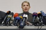 Bà Tymoshenko kêu gọi Mỹ cấp vũ khí cho Ukraine