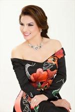 Bộ sưu tập áo dài Sắc Hoa