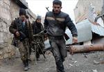 Quân nổi dậy Syria sẽ rút khỏi Homs