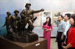 Khai mạc triển lãm 'Chủ tịch Hồ Chí Minh với chiến thắng Điện Biên Phủ'