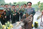 Quân ủy Trung ương, Bộ Quốc phòng dâng hương liệt sĩ Điện Biên
