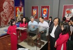 Bắc Ninh trưng bày 'Kỷ vật chiến tranh-Kỷ vật Trường Sơn'