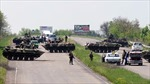 Quân đội Ukraine siết chặt Slavyansk