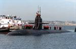 Tàu ngầm tấn công nhanh Mỹ cập cảng Philippines