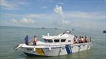 Bàn giao xuồng tuần tra cao tốc cho Cảnh sát biển Việt Nam