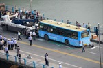 Trung Quốc: Nghi can vụ cháy xe buýt ở Tứ Xuyên đã tử vong