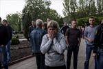 Đức: Bầu cử tổng thống sẽ giúp Ukraine thoát khủng hoảng