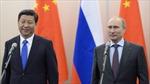 Tổng thống Putin sắp tới Trung Quốc
