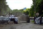 """Ukraine đối thoại bàn tròn không có """"miền Đông"""""""